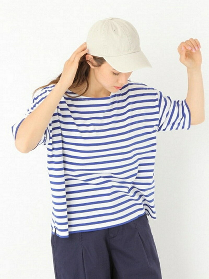 【SALE/50%OFF】niko and... (W)ADCボーダーワイドT ニコアンド カットソー【RBA_S】【RBA_E】
