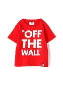 【SALE/50%OFF】& by P&D 《VANS》VANS OFF THE WALL KIDS Tシャツ アンド バイ ピーアンドディー その他【RBA_S】【RBA_E】