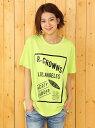 【SALE/50%OFF】RODEO CROWNS BOX LOGO ビッグ Tシャツ ロデオクラウンズワイドボウル カットソー【RBA_S】【RBA_E】