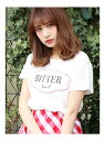 【SALE/20%OFF】dazzlin Bitter SweetTシャツ ダズリン カットソー【RBA_S】【RBA_E】