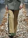 【SALE/63%OFF】DISCOVERED DICKIES WIDE PANTS ディスカバード パンツ/ジーンズ フルレングス ベージュ ブラック グレー ネイビー【送料無料】