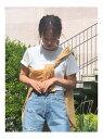 Ungrid オーガニックコットンTee アングリッド カットソー Tシャツ ホワイト ブラック パープル ブラウン【送料無料】