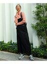 MILKFED. WORK JUMPER SKIRT ミルクフェド スカート ジャンパースカート【送料無料】