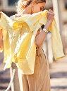 【SALE/60%OFF】The Virgnia カラーリネンシャツ ザ ヴァージニア シャツ/ブラウス 長袖シャツ イエロー ホワイト グリーン パープル【送料無料】