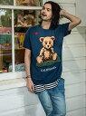 【SALE/40%OFF】glamb Bear knit グラム ニット【RBA_S】【RBA_E】【送料無料】