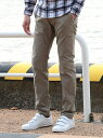 MEN'S BIGI オンオフ兼用ストレッチスラックス/JAPAN MADE メンズ ビギ パンツ/ジーンズ【送料無料】