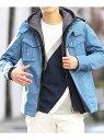 【SALE/50 OFF】MK MICHEL KLEIN homme ブルゾン(ミリタリーTCウエポン) ミッシェルクランオム コート/ジャケット【RBA_S】【RBA_E】【送料無料】