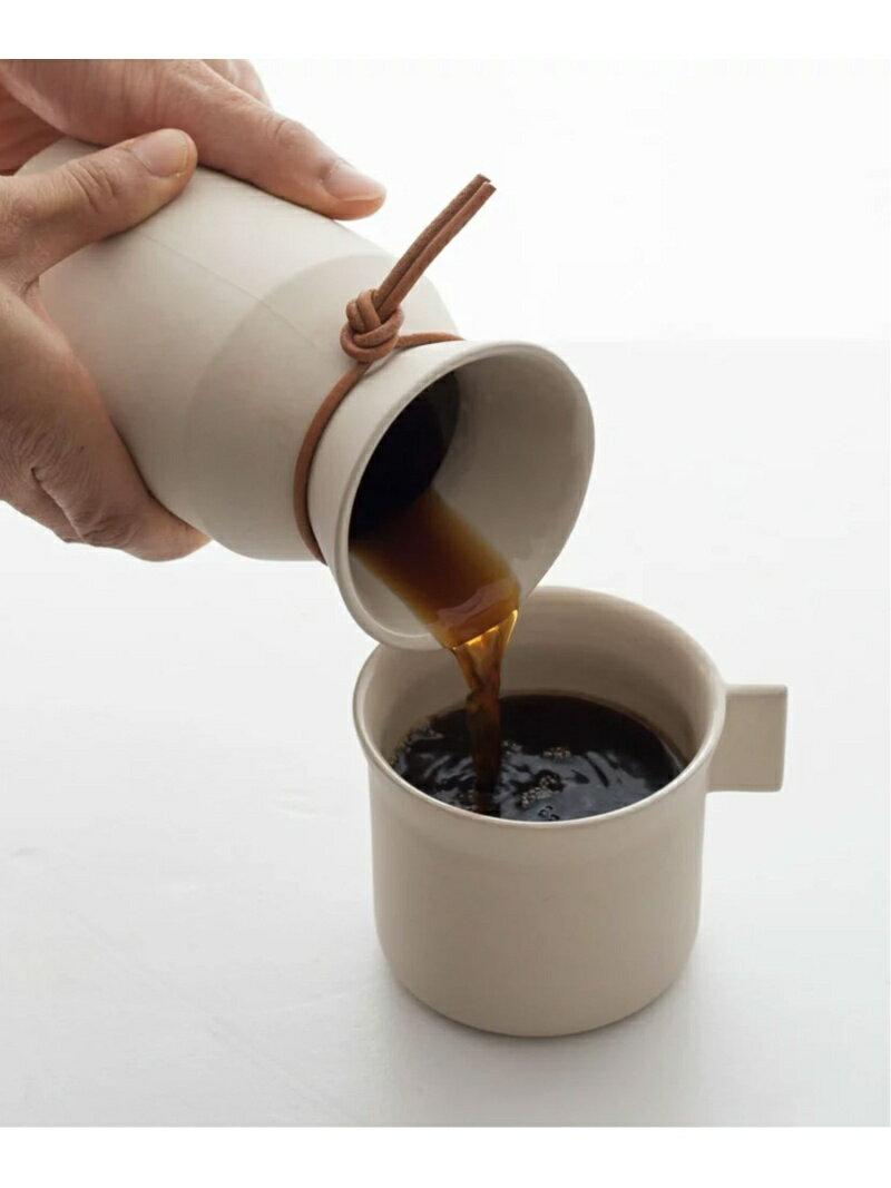 sarasa design b2c コーヒーマグ ロー サラサデザインストア 生活雑貨 キッチン/ダイニング ホワイト