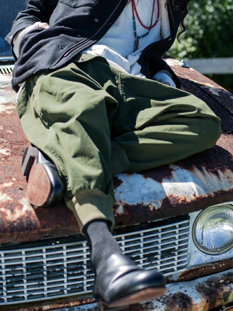 【送料無料】glamb [先行受注] *Kieren pants グラム パンツ/ジーンズ【RBA_S】