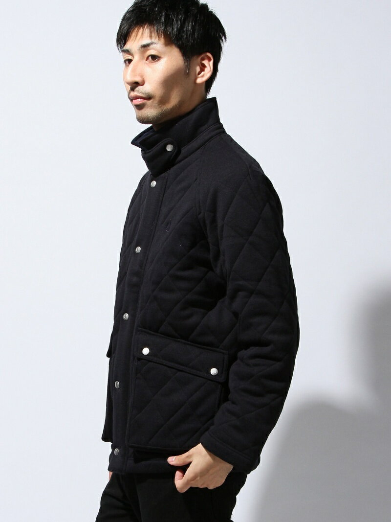 FRED PERRY メンズ アウター フレッドペリー FRED PERRY (M)キルティングジャケット フレッドペリー コート/ジャケット【RBA_S】【RBA_E】