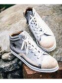 【SALE/10%OFF】glamb Guevara hi-cut sneakers グラム シューズ【RBA_S】【RBA_E】【送料無料】
