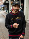 楽天Rakuten BRAND AVENUE Men【SALE/10%OFF】glamb Karl knit グラム ニット【RBA_S】【RBA_E】【送料無料】