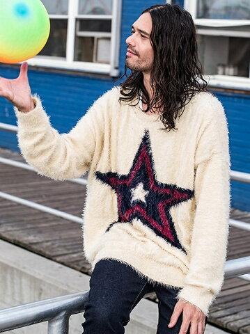 glamb Star knit グラム【送料無料】