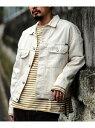 EDWIN for relume EDWIN TANRAN ジャーナル スタンダード レリューム コート/ジャケット デニムジャケット ホワイト ブラック ネイビー【送料無料】