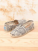 TOMS M CLSC Grey Tribal トムス【送料無料】