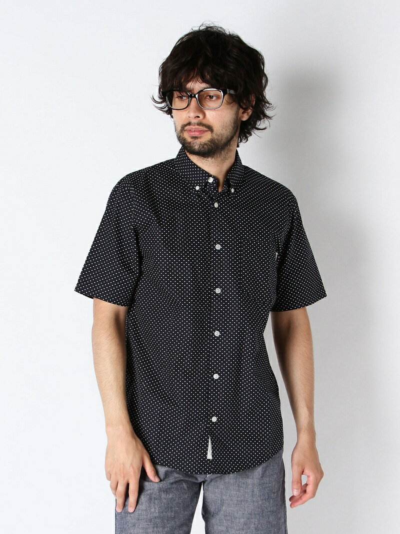 【20%OFF】【送料無料】carhartt S/S Dots Shirt カーハート シャツ/ブラウス【RBA_S】【RBA_E】
