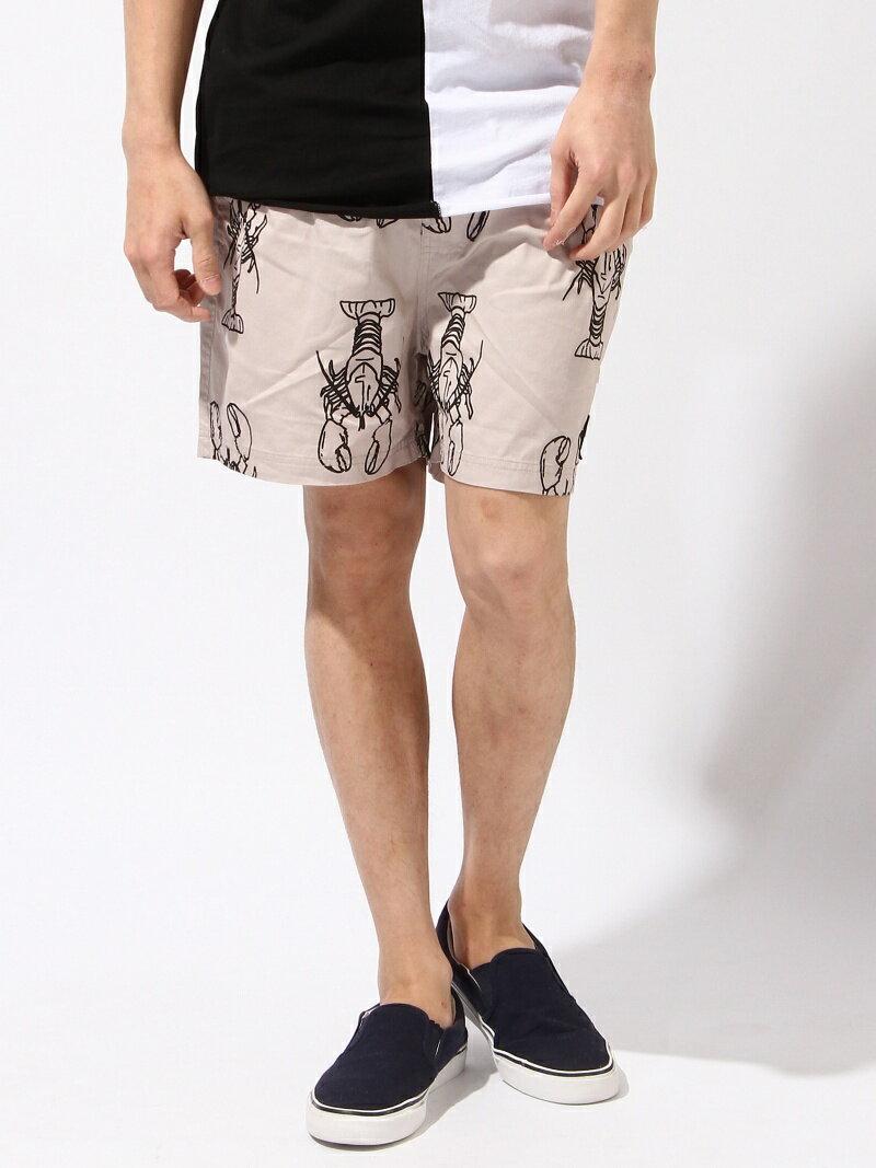 【送料無料】INSTED WE SMILE linear lobster neo shorts マジックナンバー