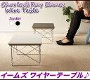 ワイヤーテーブル イームズ デザイナーズ 机,イームズテーブル テーブル LTRテーブル 家具,リプロダクト Eames Wire Table LTR