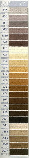 ★Lend the 25th DMC embroidery thread (embroidery thread / embroidery thread) <thread .8m>