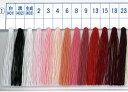 ボタンつけや、厚もの縫いに最適な糸キングハイ・スパンボタンつけ糸【20番手】