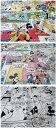 シーチングディズニーキャラクター生地ミッキーのレトロコミックプリント大きめのプリントがかわいい♪☆入園入学におススメです☆