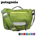 ポイント最大16倍 アフターSALE 送料無料 パタゴニア patagonia メッセンジャーバッグ 正規 あす楽 通販