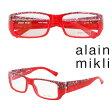 ポイント2倍 アランミクリ alain mikli メガネ 眼鏡 フランス製 メンズ レディース