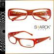 スタルクアイズ STARCK EYES アランミクリ メガネ 眼鏡 オレンジ PL0733 0069 セルフレーム サングラス メンズ レディース あす楽 [20]