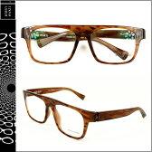 アランミクリ alain mikli メガネ 眼鏡 ブラウン AL0756 0005 セルフレーム サングラス メンズ レディース