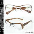 アランミクリ alain mikli メガネ 眼鏡 A0635-19 ブラウン フォックス セルフレーム サングラス BROWN FOX GLASSES メンズ レディース