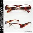 ポイント10倍 アランミクリ alain mikli メガネ 眼鏡 AL0819-0014 ブラウン イエロー べっ甲柄 スクウェア セルフレーム サングラス メンズ レディース