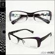 アランミクリ alain mikli メガネ 眼鏡 パープル A0635-27 サングラス メンズ レディース