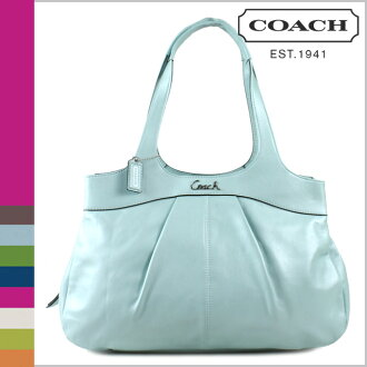 Aqua Lexi women's coach COACH tote bag