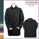 送料無料 コーチ COACH メンズ コート [ F83260 ] ブラック コミューター ジャケット [ 正規 アウトレット あす楽 ] 02P31Aug14
