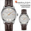 HAMILTON ハミルトン 腕時計 ジャズマスター メンズ 時計 44mm レザー JAZZMASTER VIEWMATIC AUTO H32755551 ダークブラウン 防水 [ あす楽対象外 ]...