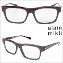 alain mikli メガネ アランミクリ メガネフレーム 眼鏡 イタリア製 メンズ レディース 【返品不可】