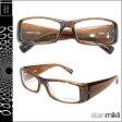 アランミクリ alain mikli メガネ 眼鏡 A0803 19 ブラウン セルフレーム メガネ サングラス メンズ レディース