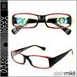 アランミクリ alain mikli メガネ 眼鏡 a0783-13 ブラック レッド セルフレーム サングラス BLACK RED GLASSES メンズ レディース あす楽 【20】