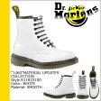送料無料 ドクターマーチン Dr.Martens 1460 8ホール ブーツ MATERIAL UPDATES スムースレザー メンズ レディース R11822100 8EYE BOOTS ホワイト ユニセックス [3/28 追加入荷][ 正規 あす楽 ]
