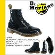 送料無料 ドクターマーチン Dr.Martens 1460 8ホール ブーツ MODERN CLASSICS パテントレザー メンズ 8EYE BOOTS R10072017 ブラック [ 正規 あす楽 ]★★