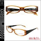 ミクリ mikli アランミクリ メガネ 眼鏡 ブラウン BWN-4 M0608 COL06 セルフレーム alain mikli サングラス メンズ レディース あす楽 [★20]