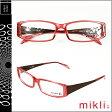 ミクリ mikli アランミクリ メガネ 眼鏡 レッド BKRD-26 M0613 COL03 セルフレーム alain mikli サングラス メンズ レディース あす楽 [★20]