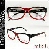 ミクリ mikli アランミクリ メガネ 眼鏡 レッド BKRD-2 ML0945 0004 セルフレーム alain mikli サングラス メンズ レディース [★20]