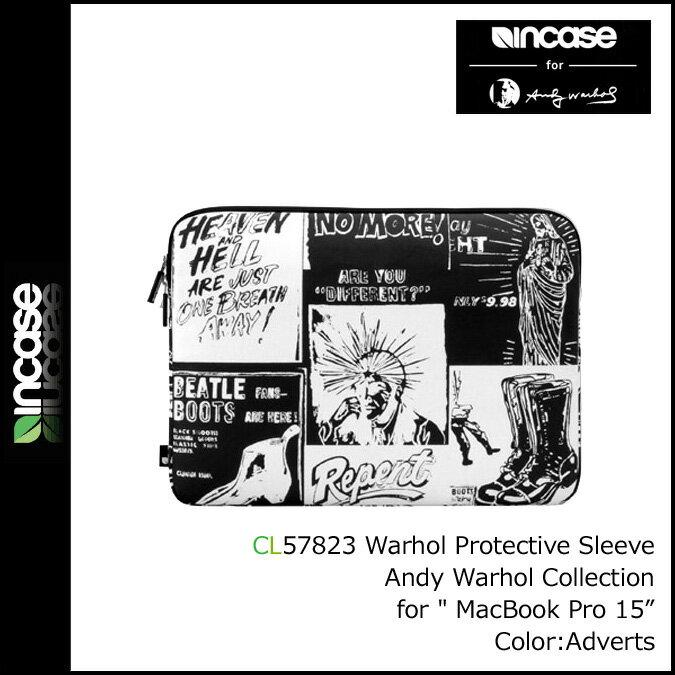 送料無料 インケース INCASE アンディ・ウォーホル PCケース [ アドベルツ ] CL57823 Mac Book Air...