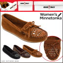 "Mine Tonka MINNETONKA studs moccasins [3 colors] [500 502 503] STUDDED MOC suede studio dead Lady's suede cloth ""4/5 additional arrival] [authorized comfort tomorrow],"" [Father's Day]"