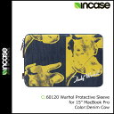 In case INCASE PC case [denim cow] CL60120 Chelsea Girls Warhol Warhol Protective Sleeve polyethylene men gap Dis [authorized comfort free shipping tomorrow] [RCP]