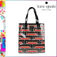 [SOLD OUT]送料無料 ケイトスペード kate spade トートバッグ [ルセット] PXRU3885 ALISSA パテントレザー レディース RUSSET [ 正規 あす楽 ]【□】
