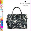 [SOLD OUT]送料無料 ケイトスペード kate spade 2WAY ブリーフケース [ブラック×クリーム] PXRU2849 017 CALISTA ナイロン レディース BLACK ×CRM [ 正規 あす楽 ]【□】