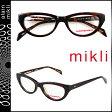 ミクリ mikli アランミクリ メガネ 眼鏡 ブラウン ML1222 C00X セルフレーム alain mikli サングラス メンズ レディース