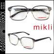 ミクリ mikli アランミクリ メガネ 眼鏡 クリアブラック ML1310 C003 セルフレーム alain mikli サングラス メンズ レディース